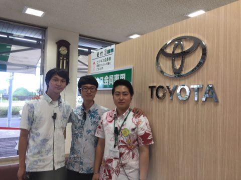株式会社 トヨタレンタリース沖縄